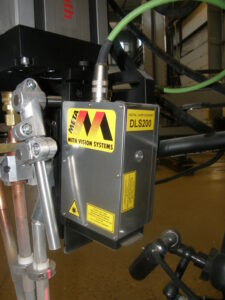 Laser Seam Tracking