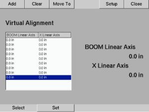 Virtual Alignment