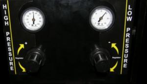 Dual Pressure Clamping
