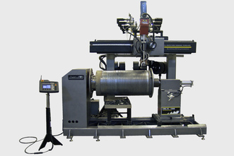 INDUSTRIAL WELD LATHE SYSTEMS