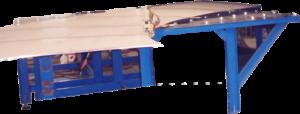 Sheet Loading Rollers