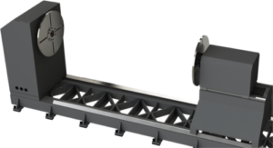 Synchronized Headstock and Tailstock