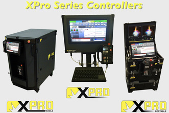 XPRO SERIES WELD PROCESS CONTROLLERS