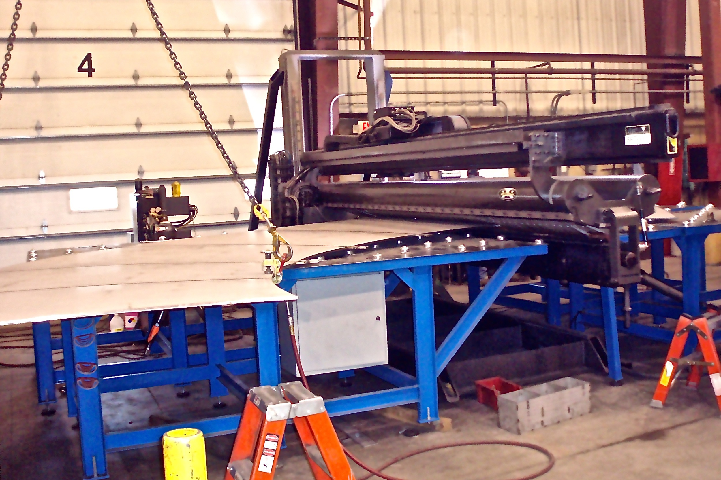 Food and Beverage Welding Automation