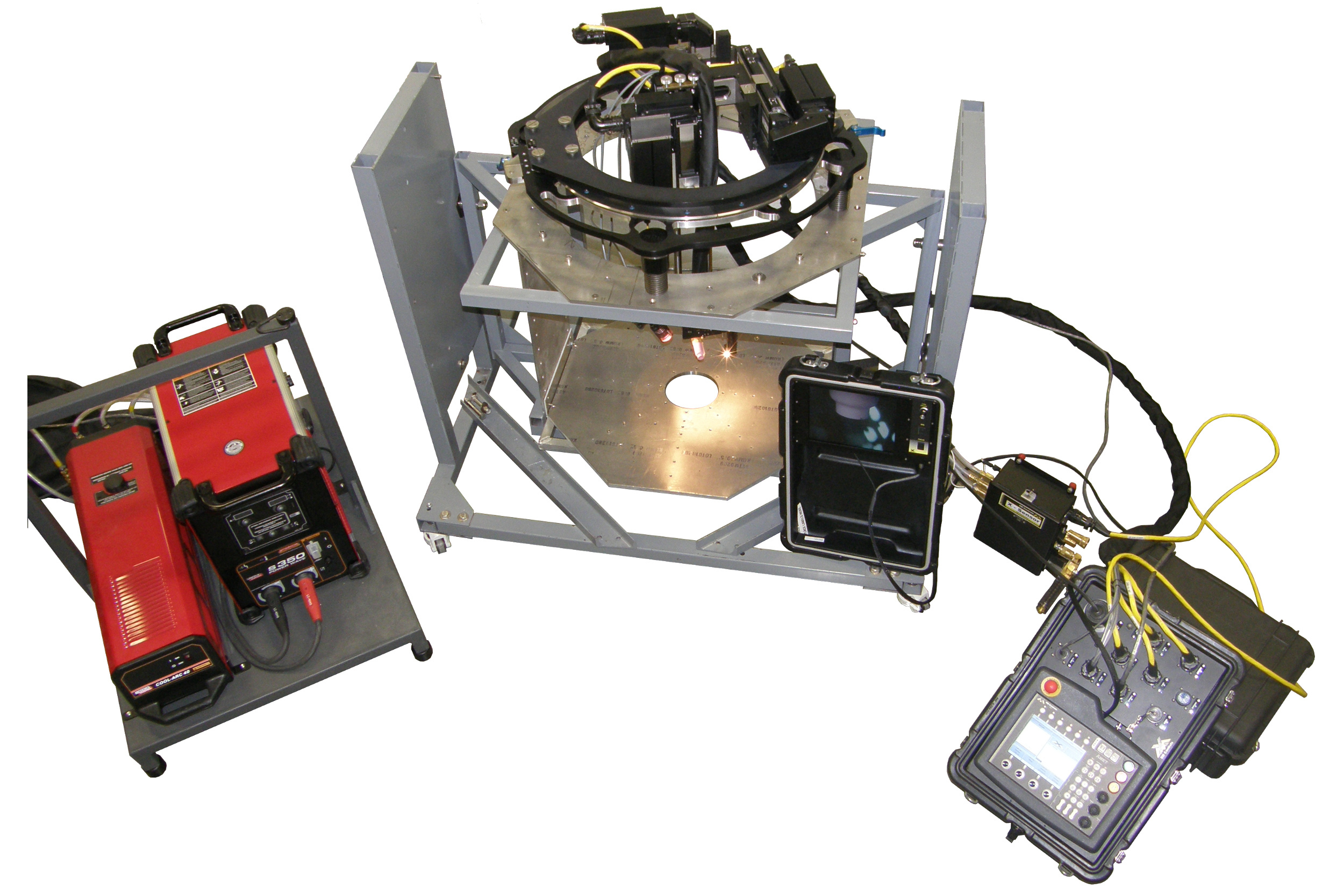 Nuclear Welding Automation