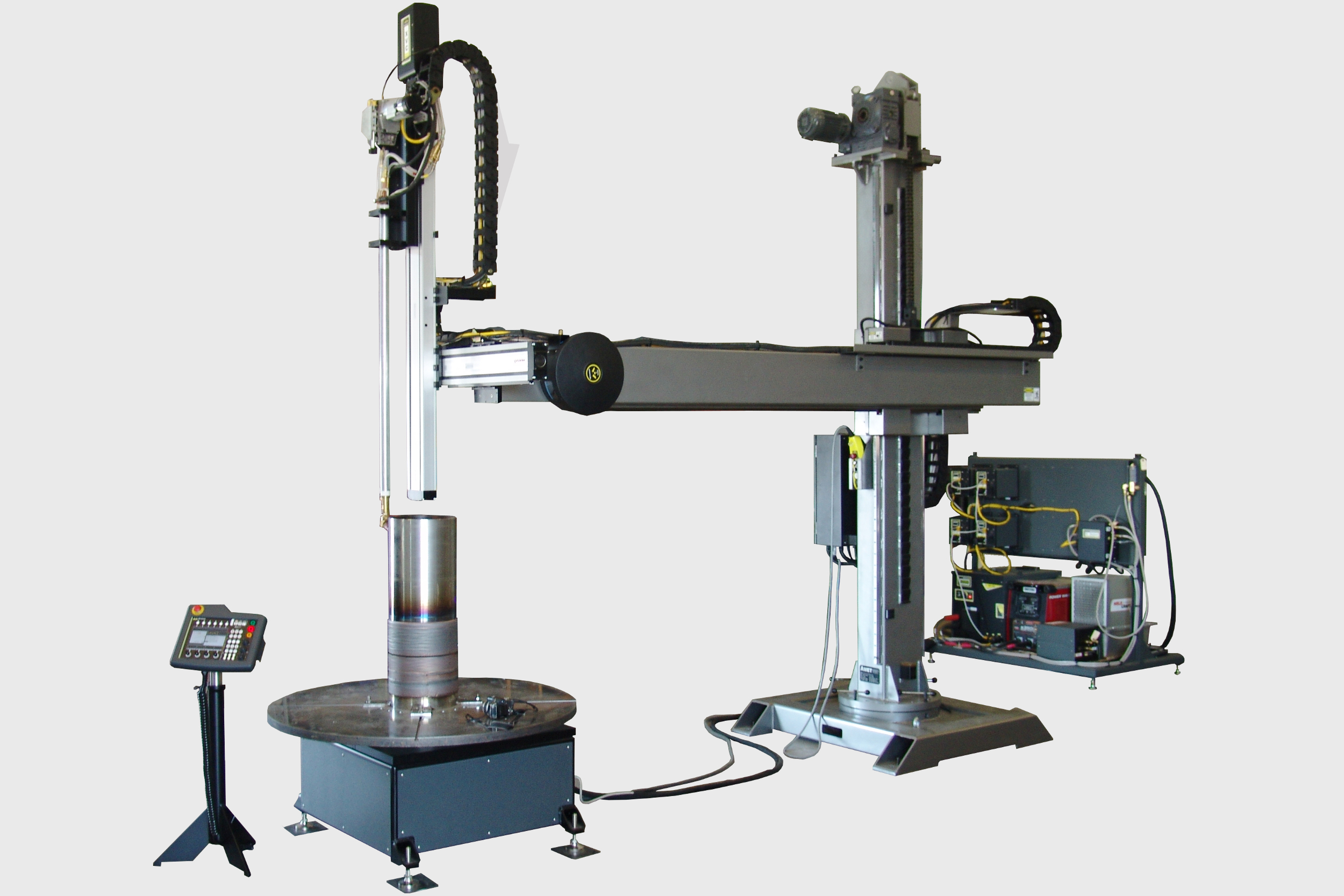 Oil and Gas Welding Automation