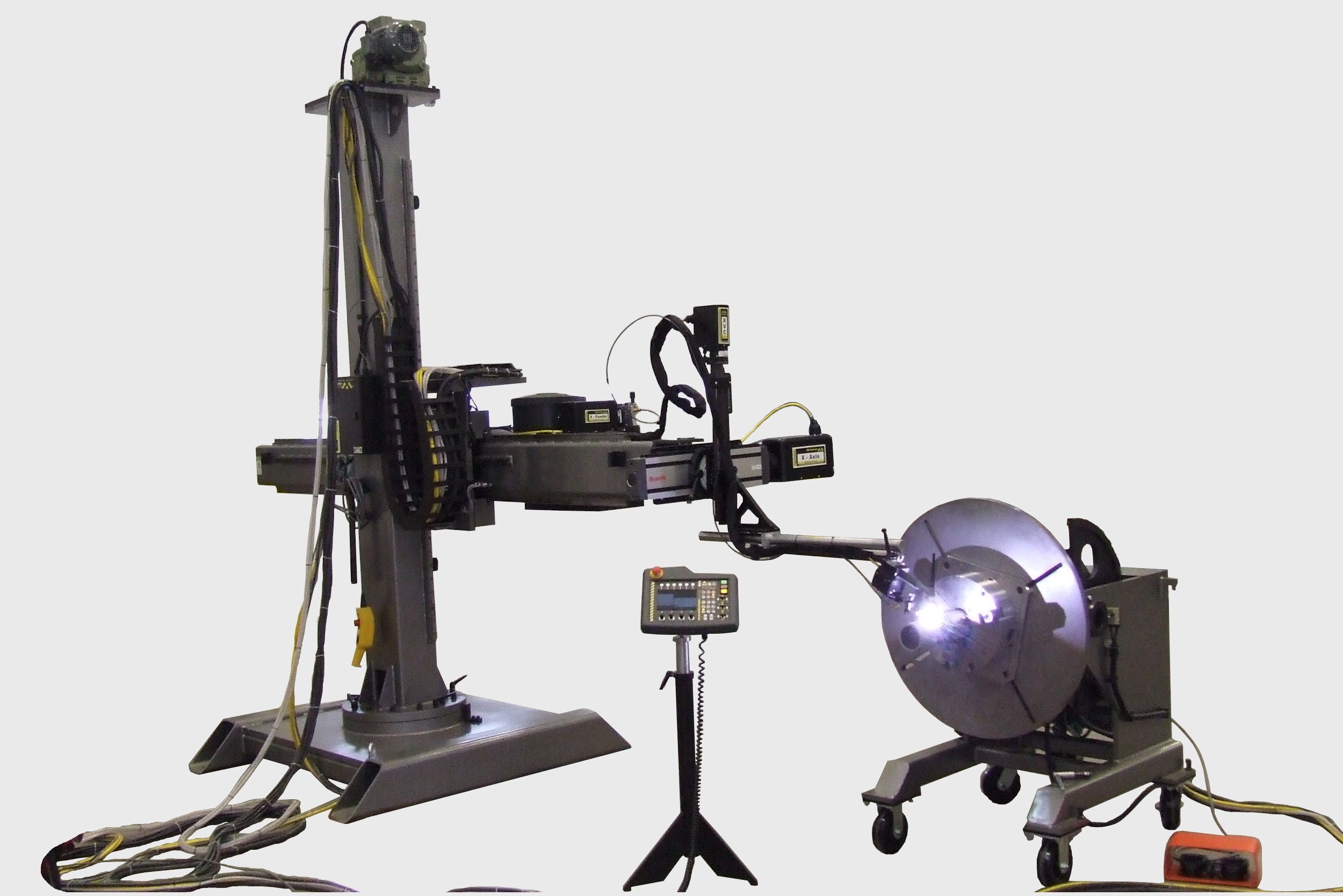 Defense Welding Automation